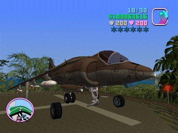 gta vice city army helicopter code